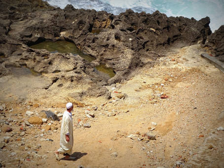 Excursion depuis Tanger: les grottes d'Hercule