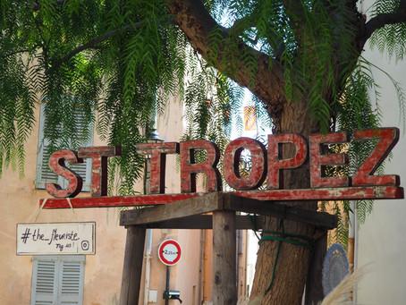 Une journée à Saint-Tropez