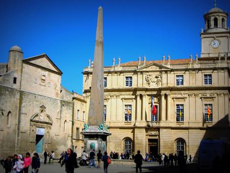 Arles, ville de l'art