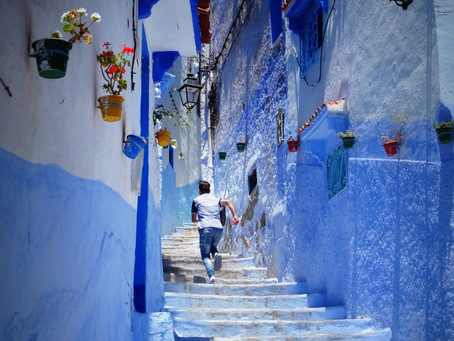 Chefchaouen, visite du plus beau village du monde!