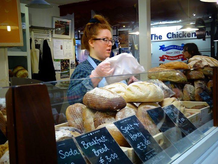 L'English Market de Cork, incontournable et parfait pour venir manger à midi!