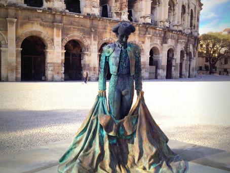 Nîmes: visite d'une ville Romaine dans le sud de la France!