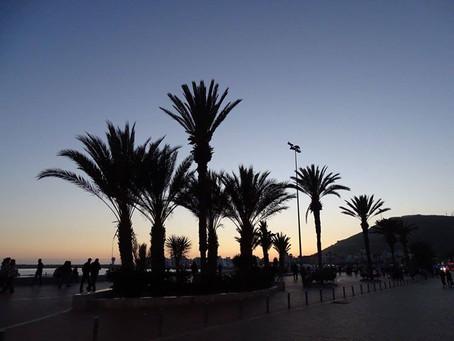 Un petit séjour à Agadir!