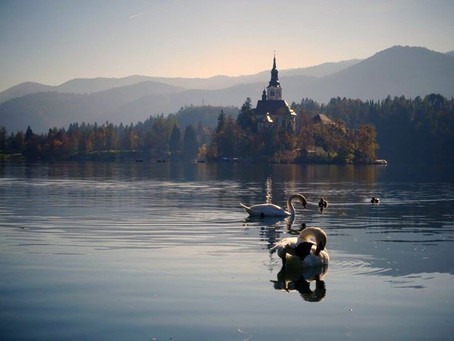 Visiter Bled, le plus beau lac d'Europe!