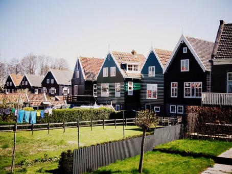 Dans le WaterLand: Marken, presqu'île et village de pêcheurs!