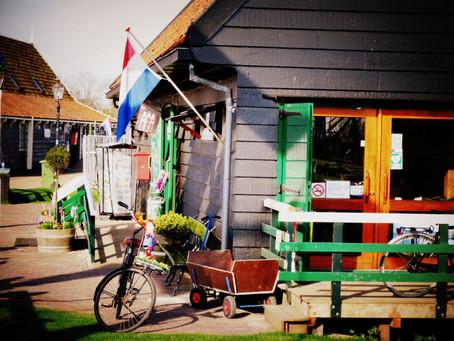 Zaanse Schans, village, moulins, un petit paradis Hollandais!