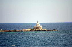 The lighthouse (Fanari)