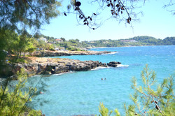 Gradakia beach