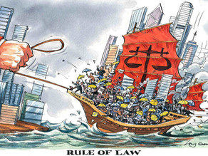 WTPOHK supports HK Bar Association President on the rule of law
