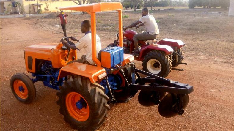 Farm Power & Tryctor