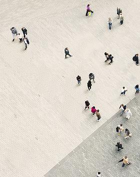 povos de passeio