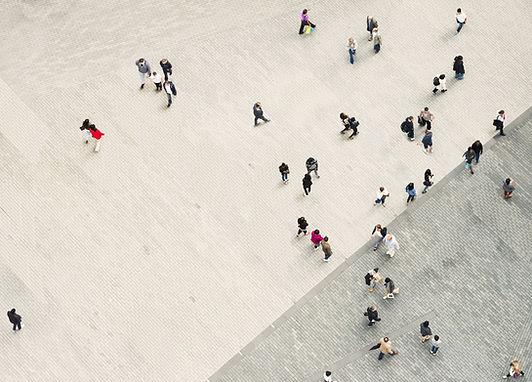 Ludzie Walking