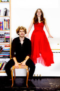 Floris Kortie & Vera Kooper by Sarah Wij
