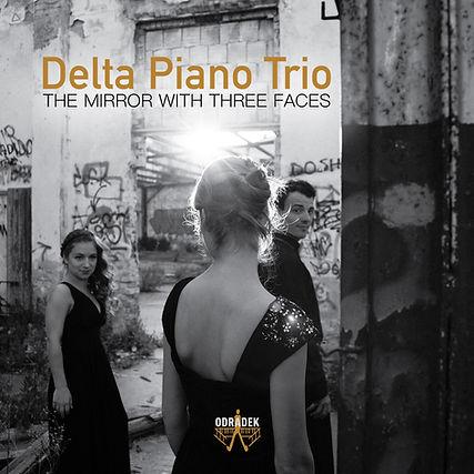 CD Delta Piano Trio - The mirror with th