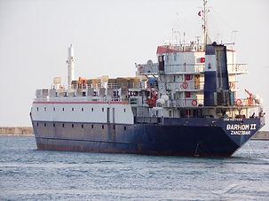 Le transport en bateau
