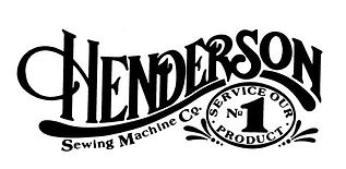 henderson sewing machine company