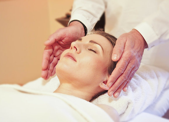 Reiki Session 1/2 hour