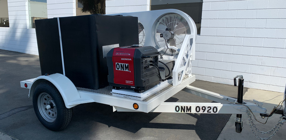Towed Trailer