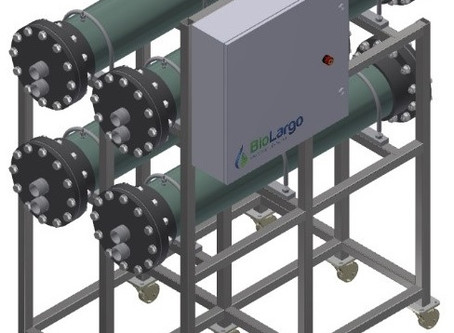 BioLargo Reveals Scaled Up Commercial Design for AOS Water Treatment Technology