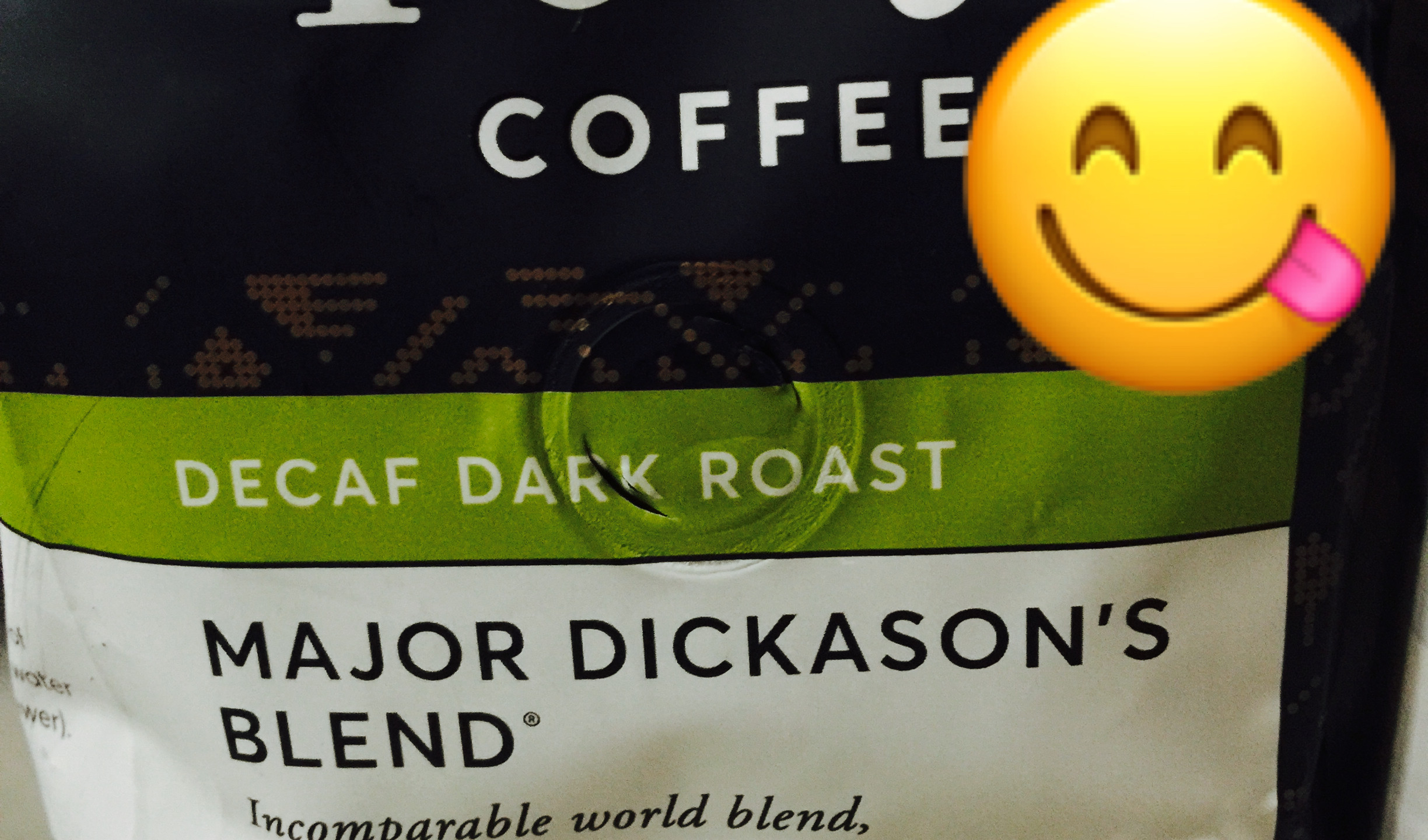 Just delicious coffee!