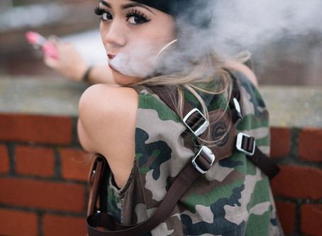 The Dangers of Teens with Asthma & Vaping/E Cigarettes