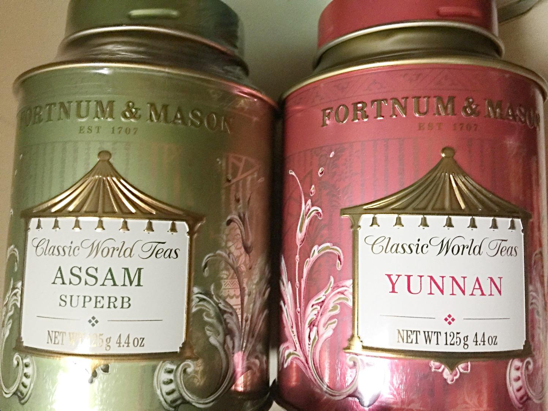 The Tiffany's of Tea!