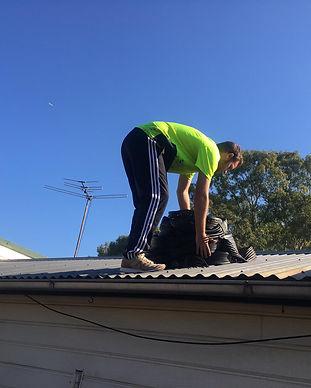 solar pool heater removal .jpg