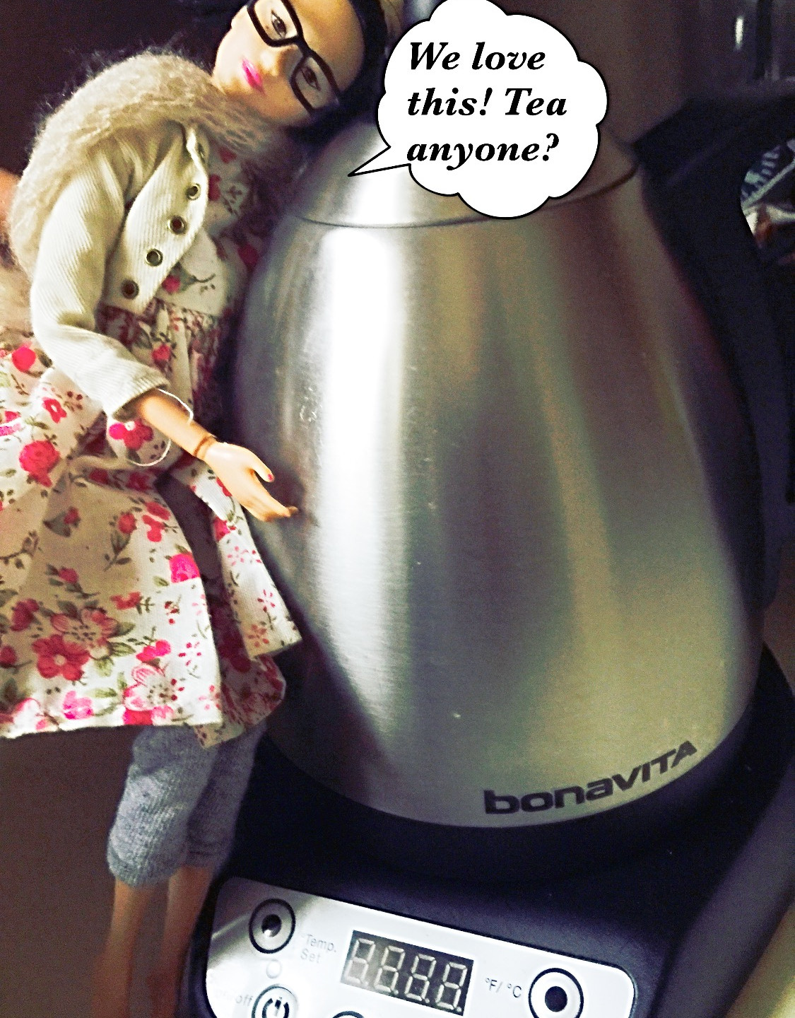 Electric Kettle love!