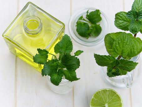 Beat Headaches with Peppermint & Lavender Oils! - LivingThruGrace Quick Fix!!