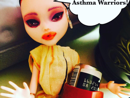 Hitting a Wall With Asthma