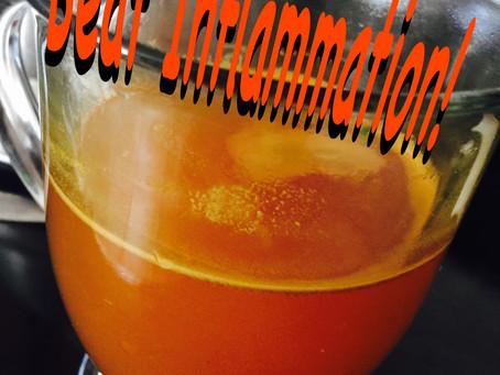 Fight Inflammation With Turmeric! Turmeric Tea & Cough Mix
