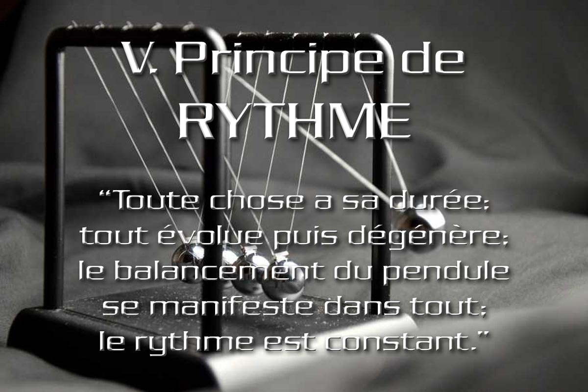Principe de Rythme