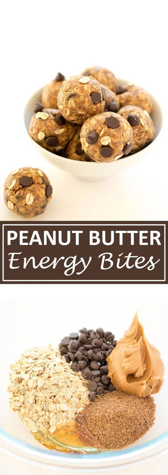 Peanut Butter Lactation Bites