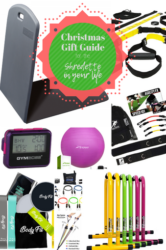 Christmas Gift Guide for The Shredette in Your Life