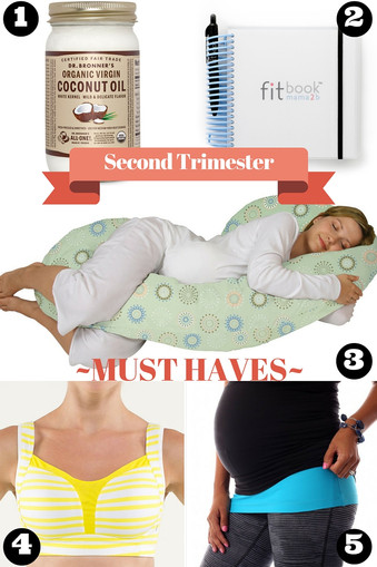 2nd Trimester Maternity Must-Have