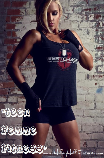 Teen Femme Fitness