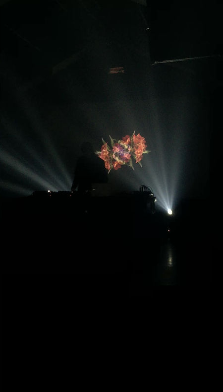 release event at the Beursschouwburg, Brussels
