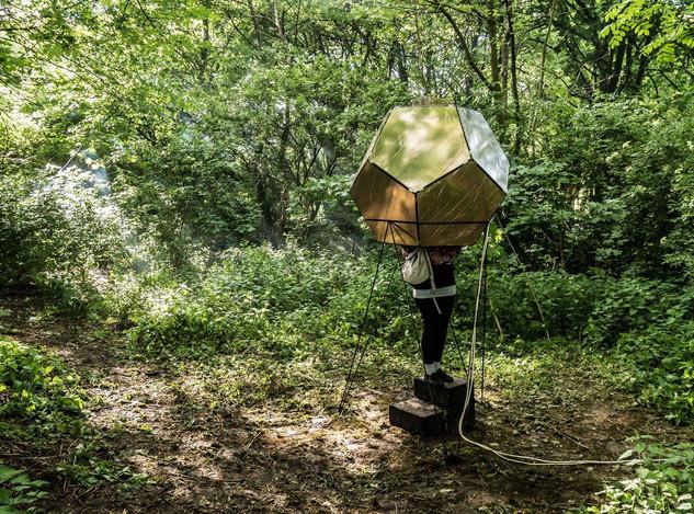 """Lunar Module #4"" (Antwerp), 2017"