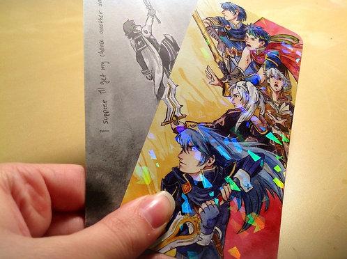 Fire Emblem Prism Bookmark