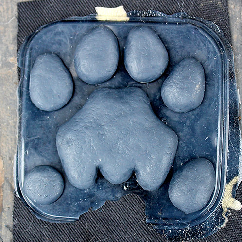 Realistic Silicone Feline Pawpads for Fursuit Hands