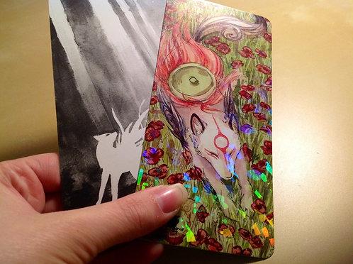 Okami Prism Bookmark