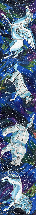 Constellations drawing