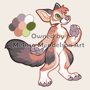 foxadopt1 by PoodleWise