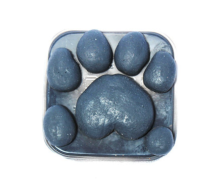 Realistic Silicone Hyena Pawpads for Fursuit Hands