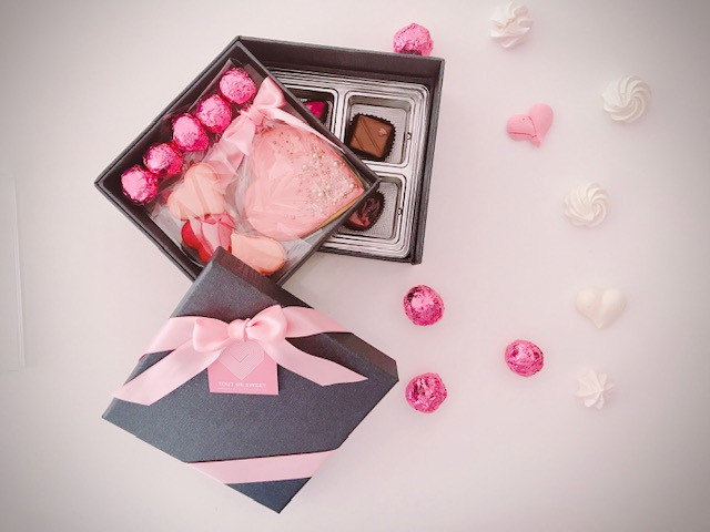 Assorted valentine box