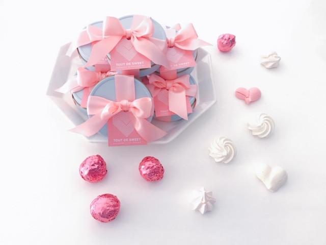 Crispy pearls box