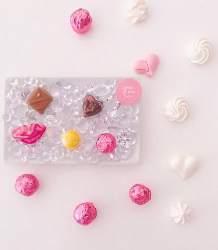 Valentine bonbons