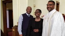 pastor and member