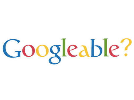"""Are You """"Google-able?"""""""