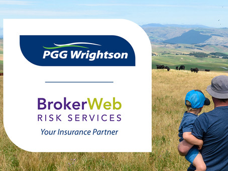BrokerWeb Risk Services Limited to provide insurance solutions to PGG Wrightson Limited's customers